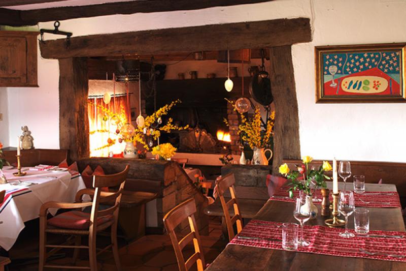 Restaurant Pferdehof in Bodman - Restaurant